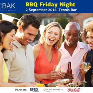 Event - BBQ Friday Night