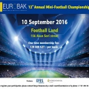Event - EUROBAK Mini-Football Championship 2016