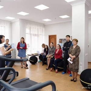 HR Committee: Corporate Wellness, Technogym