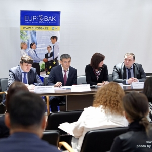 Tax Committee: meeting with State Revenue Department of Almaty