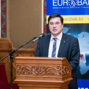 CEO Business Lunch with H.E. Traian Hristea, Ambassador Head of Delegation of the European Union