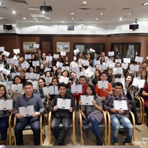 EUROBAK HR, Marketing & PR Universities: Graduation Ceremony