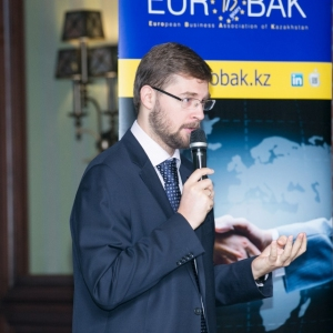 EUROBAK CFO Lunch With Mr Timur Turlov, On Current Economic And Financial Situation 24