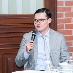 EUROBAK CFO Lunch With Mr Timur Turlov, On Current Economic And Financial Situation 18
