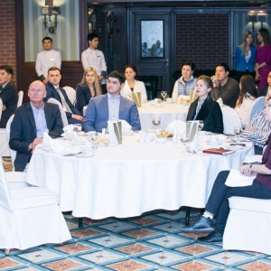 EUROBAK CFO Lunch With Mr Timur Turlov, On Current Economic And Financial Situation 23
