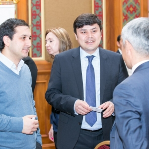 Business Lunch With The Governor Of The National Bank Of RK, Mr Daniyar Akishev 15