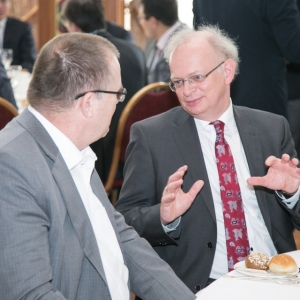 Business Lunch With The Governor Of The National Bank Of RK, Mr Daniyar Akishev 49