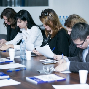 EUROBAK Marketing & PR Committee: Elections Of The Executive Team 54