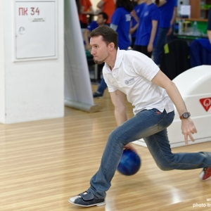 EUROBAK XIII Bowling Tournament 184