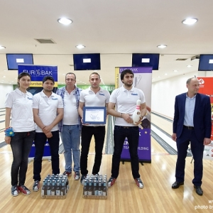 EUROBAK XIII Bowling Tournament 262