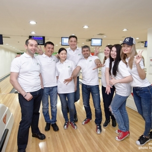 EUROBAK XIII Bowling Tournament 21