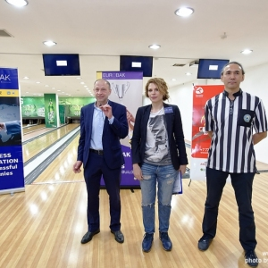 EUROBAK XIII Bowling Tournament 214