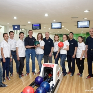EUROBAK XIII Bowling Tournament 207