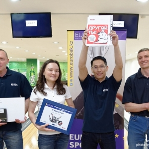 EUROBAK XIII Bowling Tournament 223