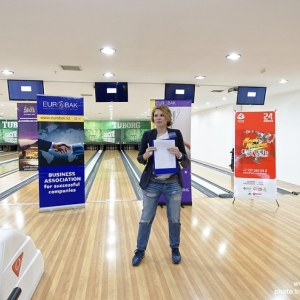 EUROBAK XIII Bowling Tournament 254