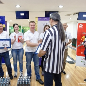EUROBAK XIII Bowling Tournament 275