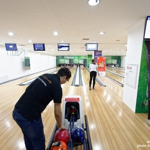 EUROBAK XIII Bowling Tournament 90
