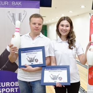EUROBAK XIII Bowling Tournament 232