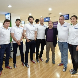 EUROBAK XIII Bowling Tournament 19