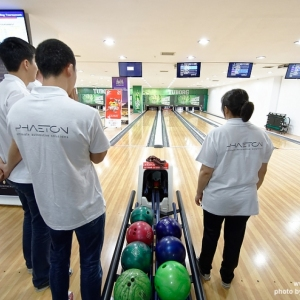 EUROBAK XIII Bowling Tournament 93