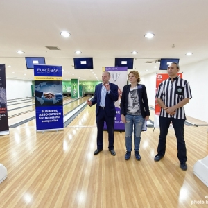 EUROBAK XIII Bowling Tournament 215