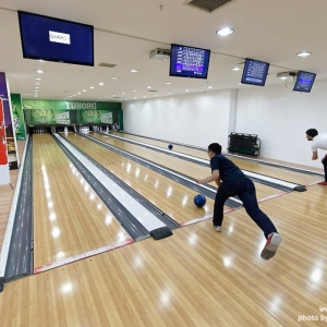 EUROBAK XIII Bowling Tournament 208