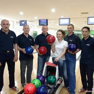 EUROBAK XIII Bowling Tournament 110