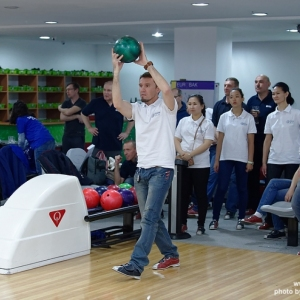 EUROBAK XIII Bowling Tournament 190