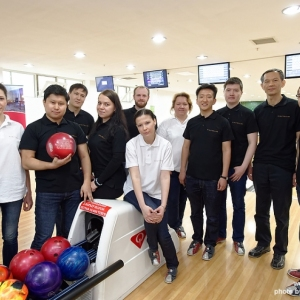 EUROBAK XIII Bowling Tournament 85