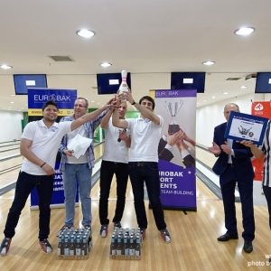 EUROBAK XIII Bowling Tournament 218