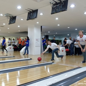 EUROBAK XIII Bowling Tournament 160