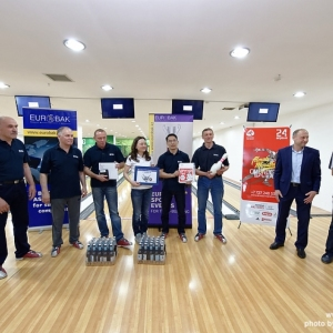 EUROBAK XIII Bowling Tournament 270