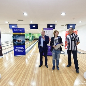 EUROBAK XIII Bowling Tournament 213