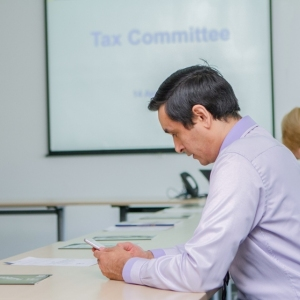 Tax Committee Meeting: Concept Of The Unified Tax & Customs Code, Sales Tax 3