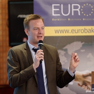 EUROBAK Talks With Mr Charles Martin, Public Affairs Officer Of The Consulate General Of The USA 35