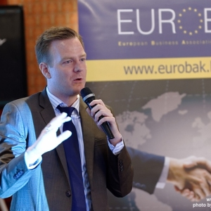 EUROBAK Talks With Mr Charles Martin, Public Affairs Officer Of The Consulate General Of The USA