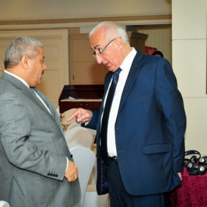 EUROBAK Business Lunch With Mr Erlan Idrissov And Mr Asset Issekeshev 25