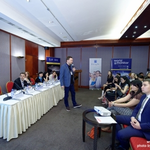 12th International PR Forum: EUROBAK Session 7