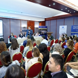 12th International PR Forum: EUROBAK Session 18