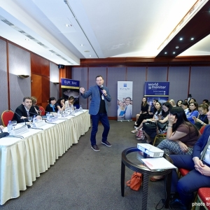 12th International PR Forum: EUROBAK Session