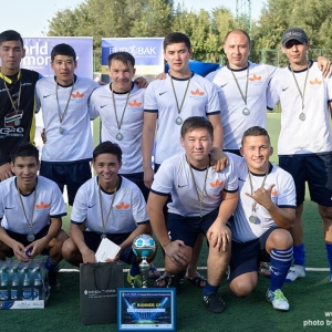 EUROBAK 12th Annual Mini-Football Championship 99