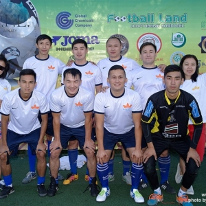 EUROBAK 12th Annual Mini-Football Championship 11