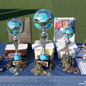 EUROBAK 12th Annual Mini-Football Championship 93