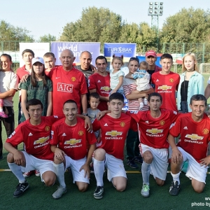 EUROBAK 12th Annual Mini-Football Championship 100