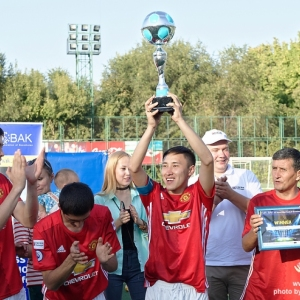 EUROBAK 12th Annual Mini-Football Championship 101