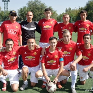 EUROBAK 12th Annual Mini-Football Championship 1