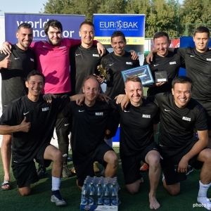 EUROBAK 12th Annual Mini-Football Championship 95