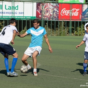 EUROBAK 12th Annual Mini-Football Championship 91