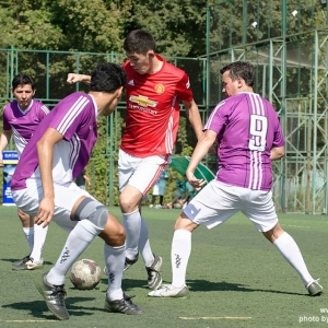 EUROBAK 12th Annual Mini-Football Championship 86