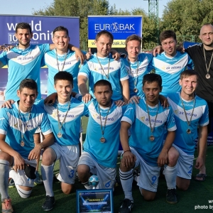 EUROBAK 12th Annual Mini-Football Championship 97
